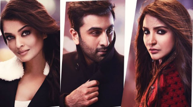 Ae dil hai mushkil movie Video song