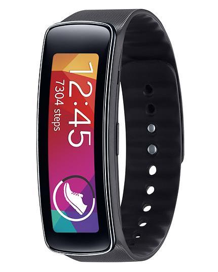 Samsung Gear Fit  Iphone App