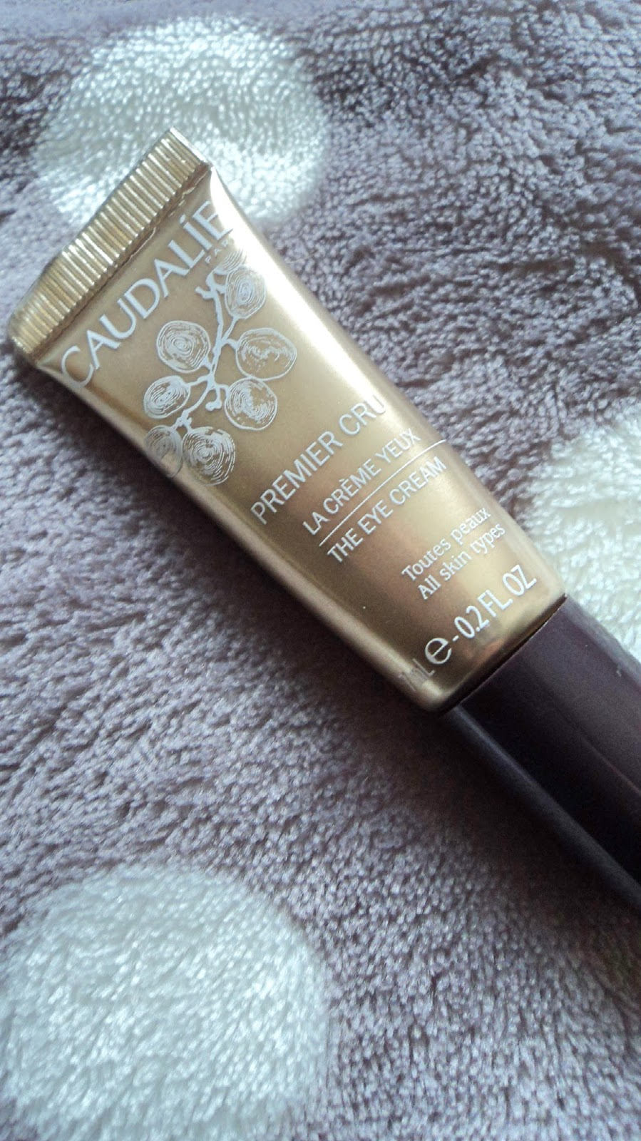 Caudalie Premier Cru Eye Cream Review