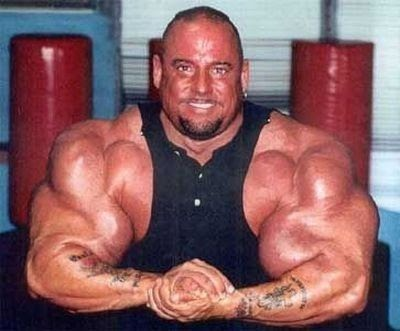 STRENGTH FIGHTER™: Greg Valentino synthol icon