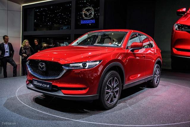 Mazda CX-5 Face-lift