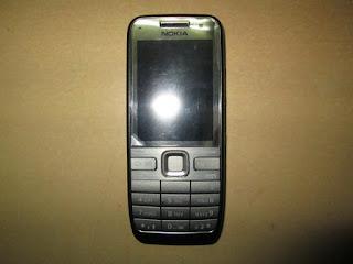 Hape Jadul Nokia E52 Seken Mulus Barang Koleksi