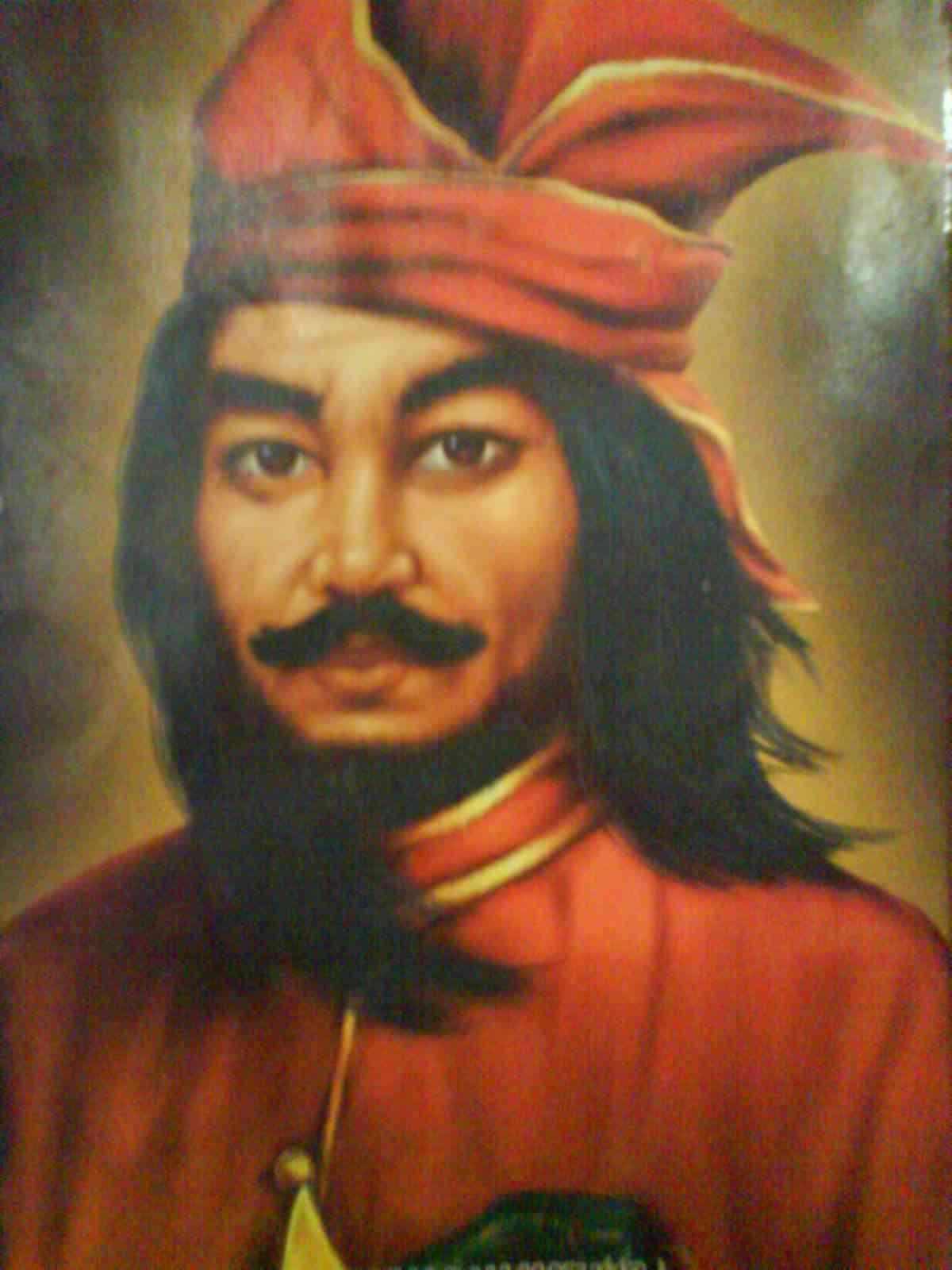 Sultan Hasanuddin The King Of Gowa