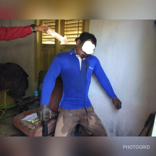 Diduga Putus Asa Lelaki Gorontalo Mengakhiri Hidupnya Dengan Cara Bunuh Diri