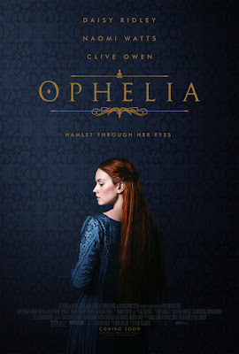 Ophelia 2018 Poster