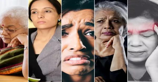 নারীদের রজ নিবৃত্তি বা মেনোপজ ও এর লক্ষণসমূহ