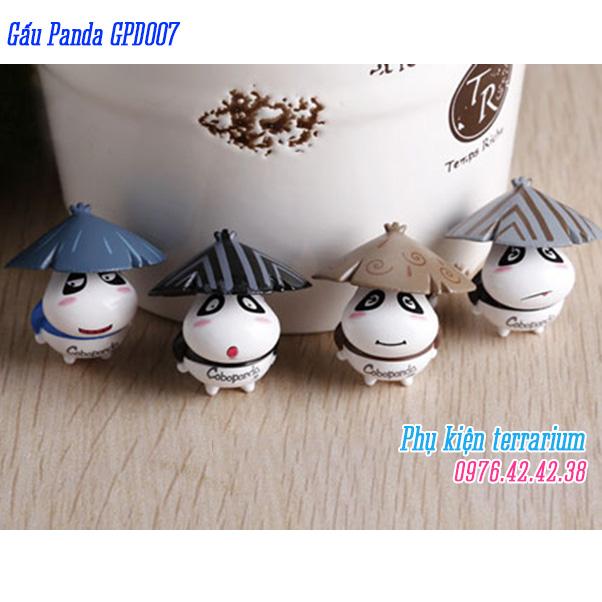 Gau Panda GPD007
