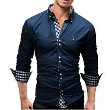 Baju Kemeja Polos Pria Model Keren Dan Terbaru