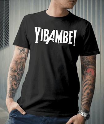 yibambe t shirt, yibambe black panther, yibambe infinity war