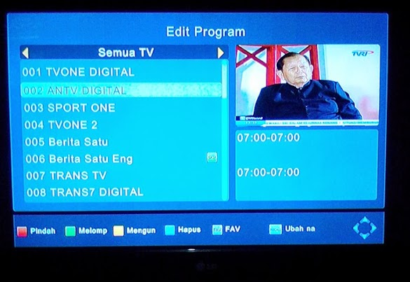 Cara Mendapat Siaran Tv Digital Kualitas Cantik Dengan Antena Uhf