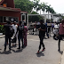 UNILAG Students Pass Through Canal To Leave School (Photos)