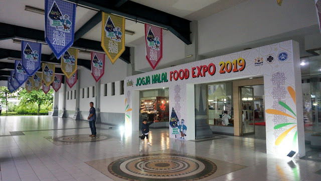 Jogja Halal Food Expo 2019