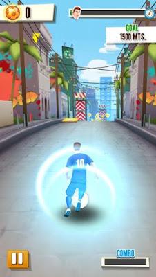Messi Runner v1.0.11 Apk (Mod Money)