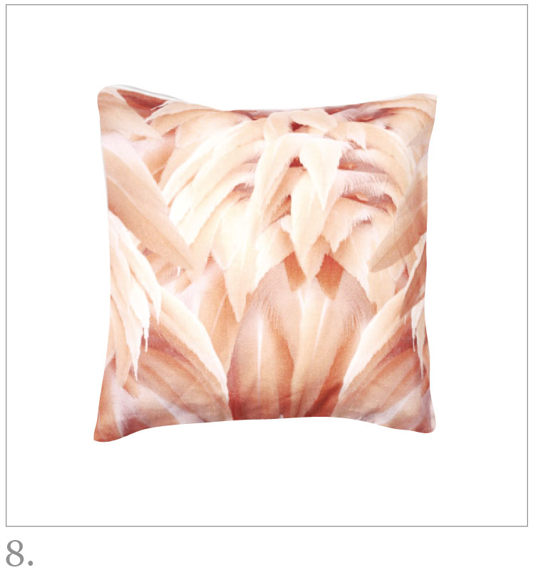 Flamingo Baby Cushion