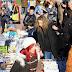Fiestas de San Vicente | El soleado mercado de segunda mano congrega a cientos de personas