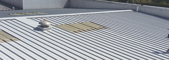 model desain atap minimalis
