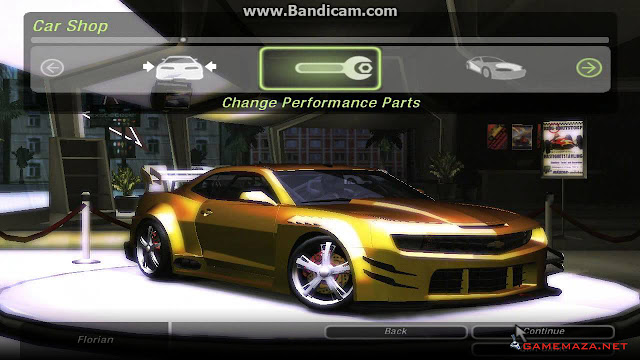 Need For Speed Underground 2 Gameplay Screenshot 1
