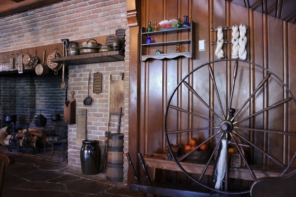 Mission Food Walt Disney World Liberty Tree Tavern - Magic kingdom table service restaurants
