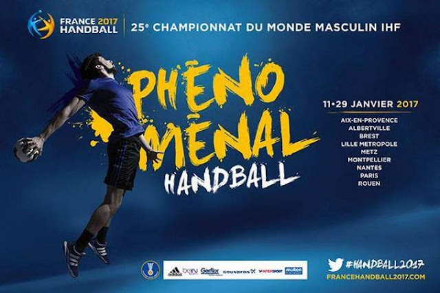 BALONMANO - Mundial masculino 2017 (Francia)