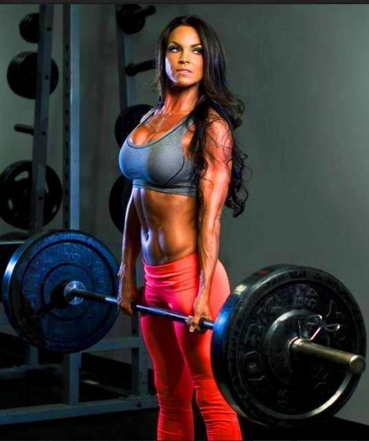 Female bodybuilding And Weightlifting