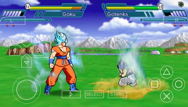 Download Dragon Ball Shin Battle Of Gods MODS PPSSPP PSP ... | 612 x 348 jpeg 66kB
