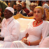 OBA OF BENIN CORONATION: Check Out What Gov. Oshiomhole And His Beautiful Wife Wore To The Event Yesterday