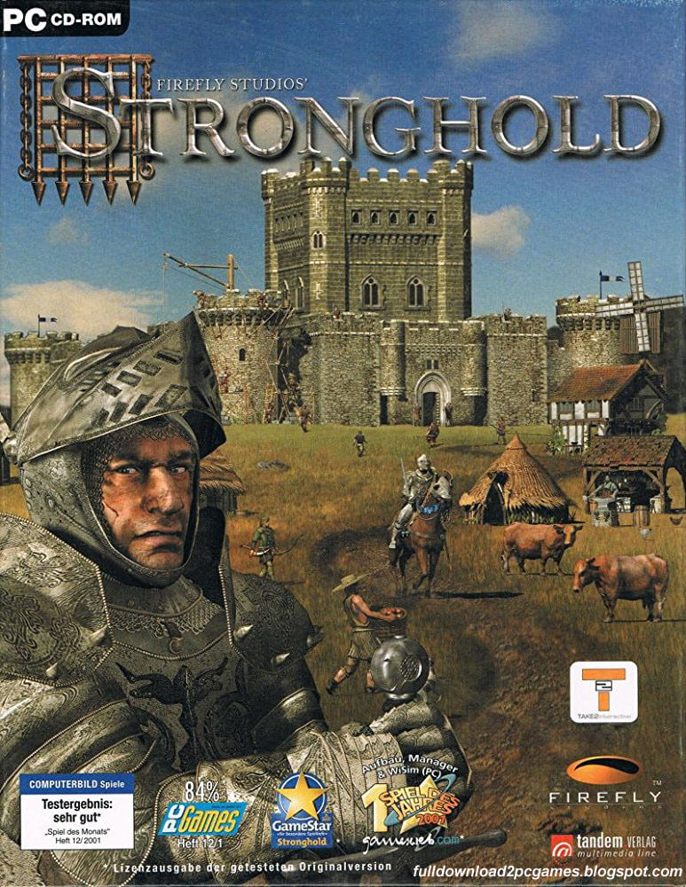 Stronghold 1 Free Download Pc Game Full Version Games
