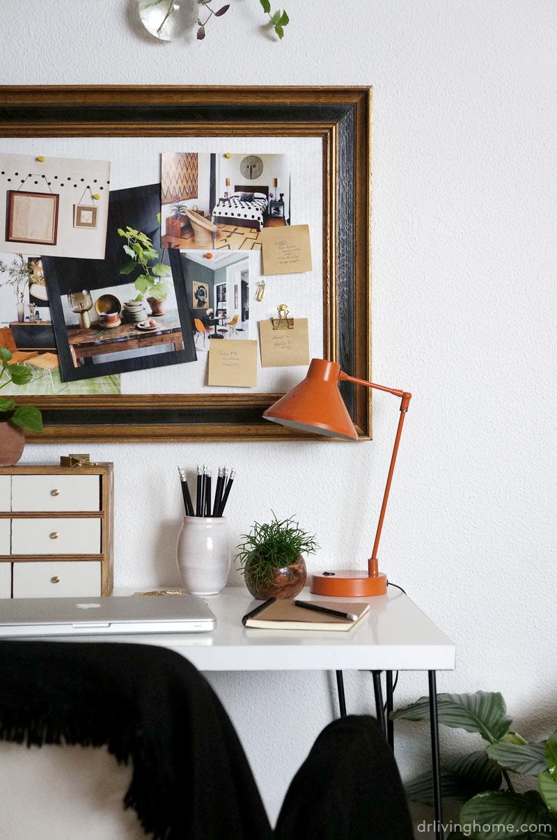 Escritorio diy con hairpin legs blog decoraci n con tu - Decoracion de escritorios ...