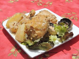 http://recettes.de/poulet-a-la-moutarde-et-romarin