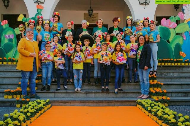 Los Llanos presenta oficialmente al equipo de aspirantes a los premios a las Mejores Fantasías del Carnaval 2019