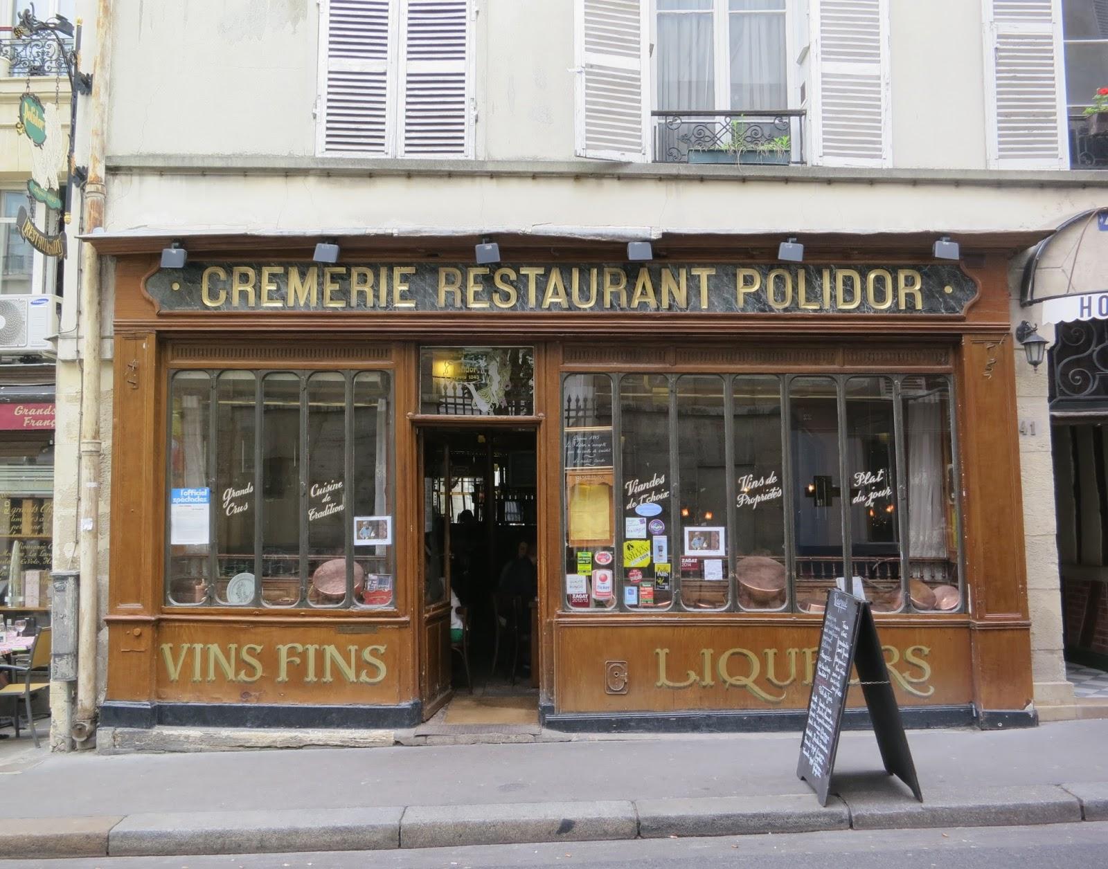 Where Is Fatboy Paris Cremerie Restaurant Polidor