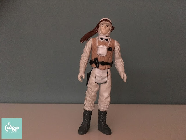 Esperando a HAN SOLO - Una historia de Star Wars - Figuritas de La guerra de las galaxias - Star Wars Action figures - Han Solo - el troblogdita - el fancine - ÁlvaroGP SEO