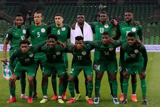 قائمة منتخب نيجيريا في كأس أمم أفريقيا 2019