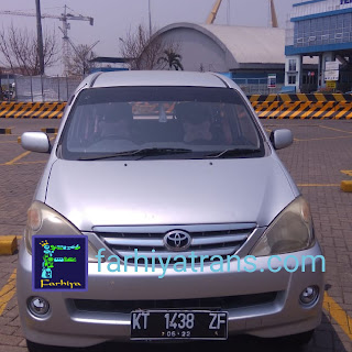 Kirim Mobil Toyota Avanza dari Surabaya tujuan ke Balikpapan