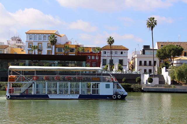 Bootstour auf dem Rio Guadalquivir