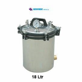 Autoclave GEA 18 Liter YX-280B