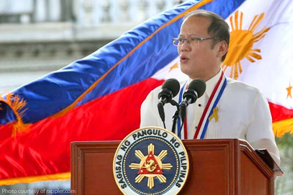 "PNOY: I FULFILLED MY PROMISES TO MY ""BOSSES"""