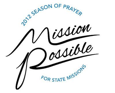Mission Possible 2012 Season of Prayer