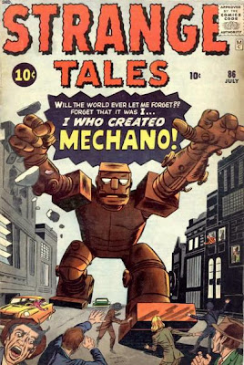 Strange Tales, Mechano