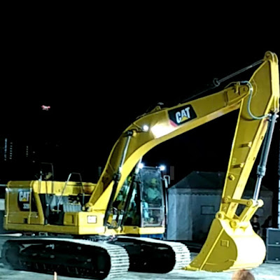 Next Generation Excavator Cat 320