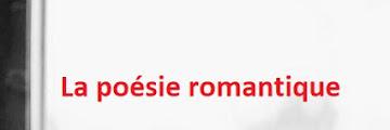 La poésie romantique