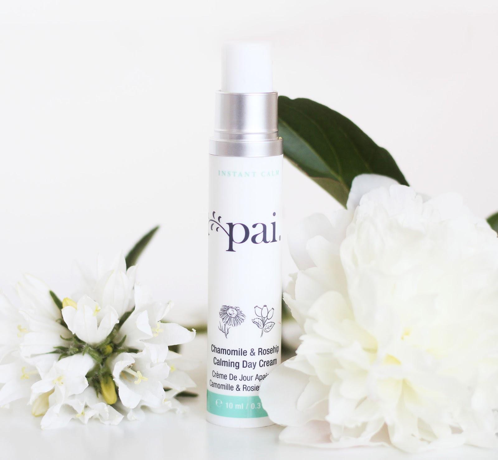 Pai Instant Calm: Chamomile & Rosehip Calming Day Cream -的圖片搜尋結果