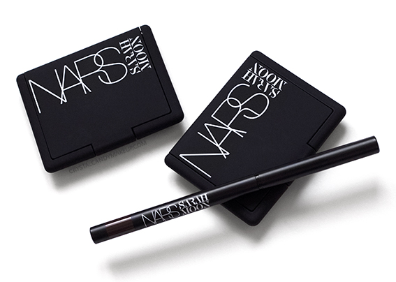 NARS Sarah Moon Holiday 2016 Makeup Collection Review