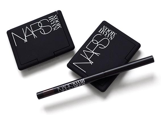 NARS Sarah Moon Holiday 2016 Makeup Collection Review