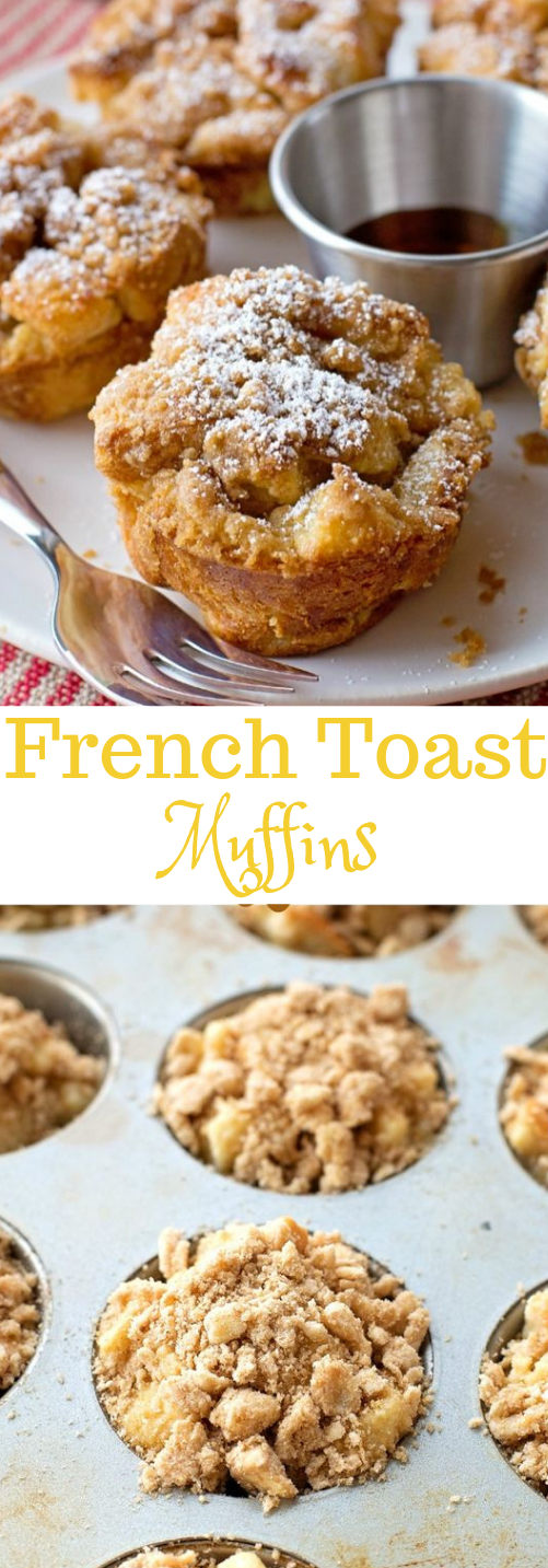 FRENCH TOAST MUFFINS #healthy #diet