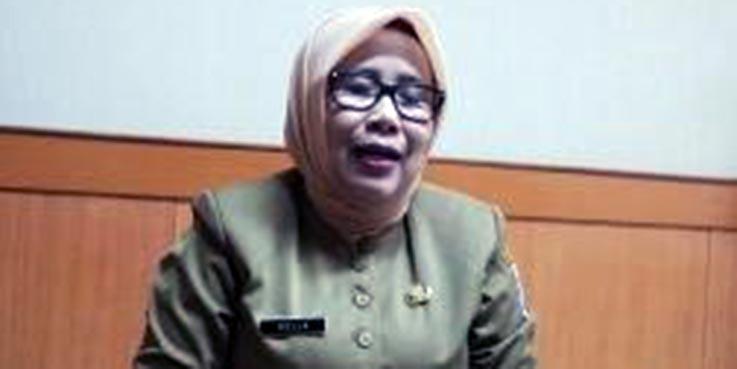 Kepala BPKAD Kota Cimahi, Hella Haerani.