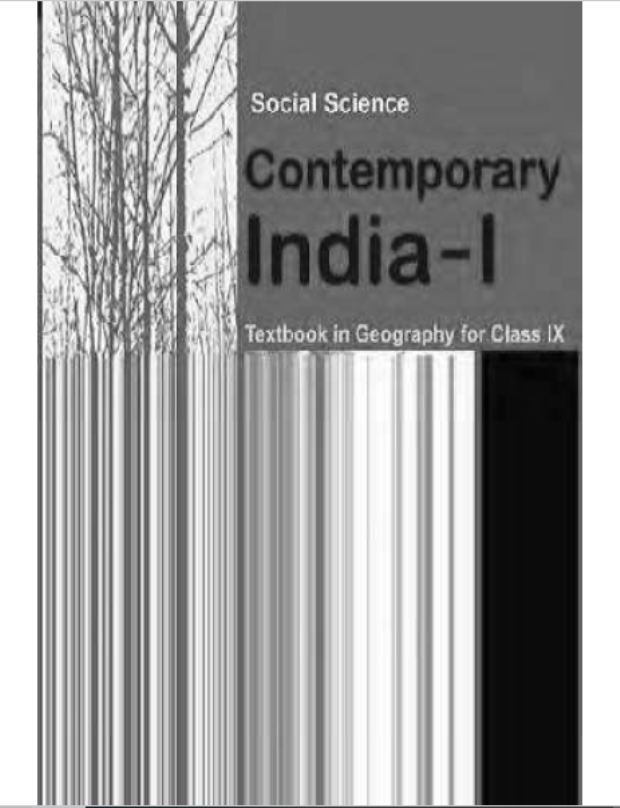 NCERT Geography Class-9 : For English Medium Students PDF Book