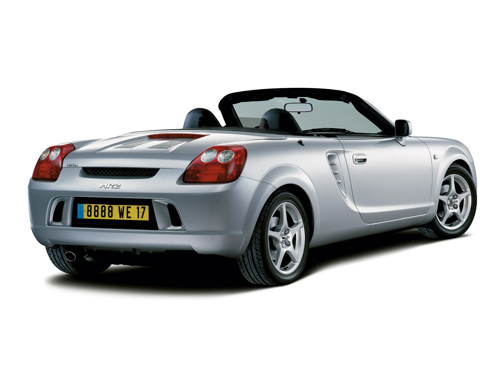 Toyota MR2 Roadster, MK3, po faceliftingu, 2003-2007