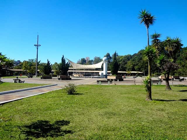 Parque Espaço Verde Chico Mendes