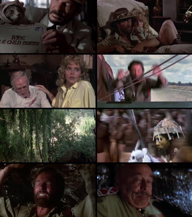 King Solomon's Mines 1985 Dual Audio Hindi 480p WEB-DL 300mb